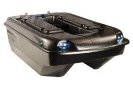 Carp Madness X-Jet Futterboot 2,4 Ghz Carbon Baitboat
