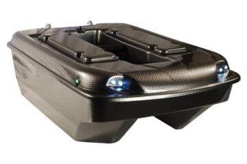 Carp Madness X-Jet Futterboot 2,4 Ghz Carbon Baitboat mit Echolot RF15e