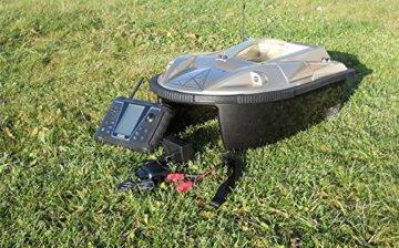 Prisma Bait Boat mit GPS und Echolot Futterboot